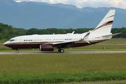 Boeing 737-7BC BBJ (N162WC)