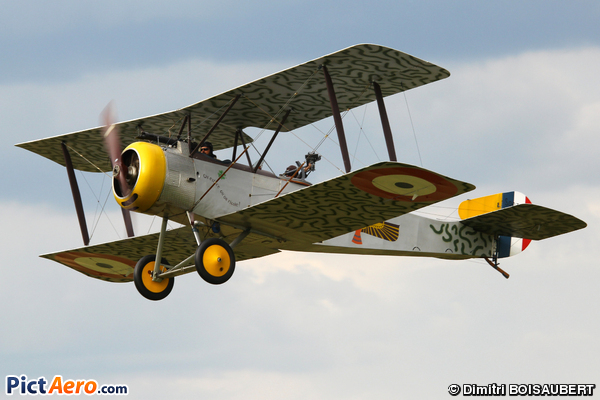 Sopwith 1 1/2 A2 Strutter (Association Mémorial Flight)