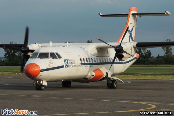 ATR 42-300 (France - Direction Générale de l'Aviation Civile)