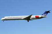 McDonnell Douglas MD-81 (DC-9-81) (OY-KHN)