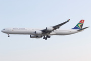 Airbus A340-642 (ZS-SNB)