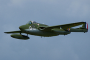 De Havilland Vampire FB.6 (DH-100) (F-AZIK)