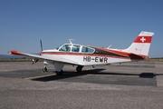 Beech F33A Bonanza (HB-EWR)