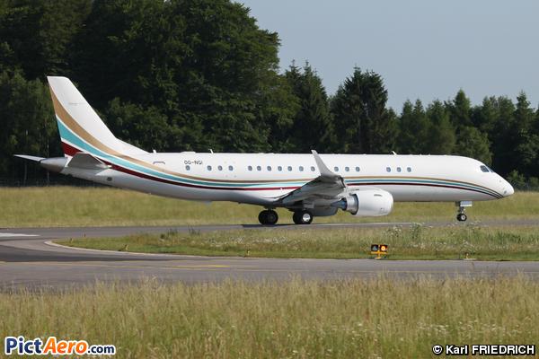 Embraer Lineage 1000 ERJ-190-100-ECJ (Flying Service)