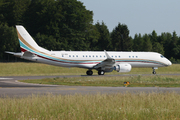Embraer Lineage 1000 ERJ-190-100-ECJ (OO-NGI)
