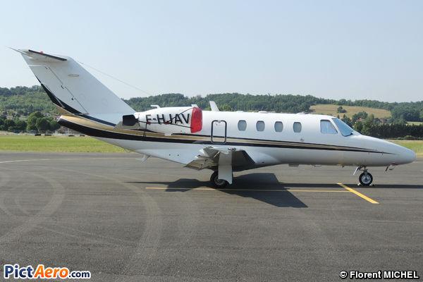 Cessna 525 CitationJet (JAV Aviation SARL)