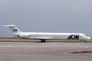 McDonnell Douglas MD-83 (DC-9-83) (F-GRMJ)