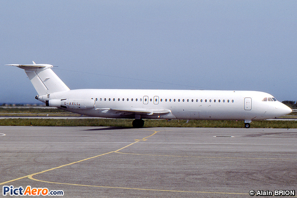 BAC 111-523FJ (European Aviation Air Charter)