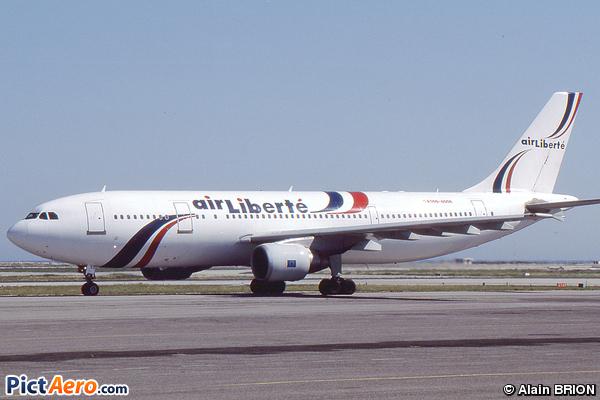 Airbus A300B4-622R(F) (Air Liberté)