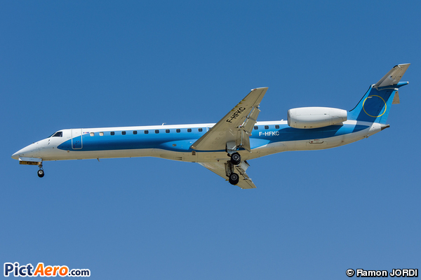 Embraer ERJ-145LR (Enhance Aero Group)