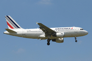Airbus A319-113 (F-GPMC)