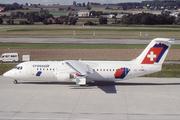 BAe 146-RJ100 (HB-IXN)
