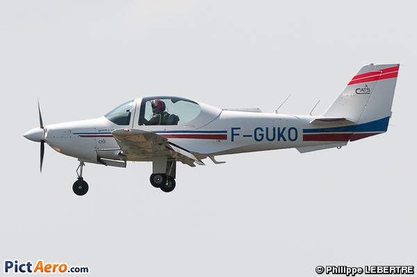 Grob G-120 A (EADS COGNAC AVIATION TRAINING SERVICES SAS)