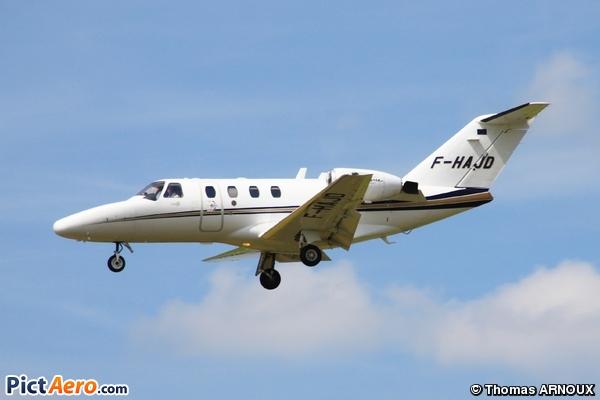 Cessna 525 CitationJet CJ1 (Untitled)