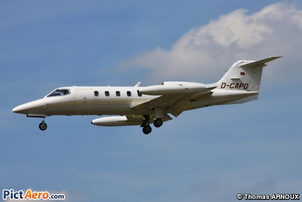 Learjet 35A (Private)
