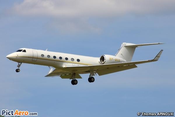Gulfstream Aerospace G-V SP (Grupo Santo Domingo)