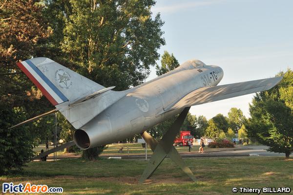 Dassault Mystère IV-A (France - Air Force)