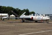 Fouga CM-170 Magister (F-AZZP)