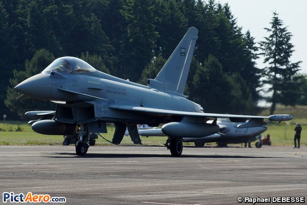 Eurofighter EF-2000 Typhoon (Saudi Arabia - Air Force)