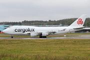 Boeing 747-4B5/BCF (LX-DCV)