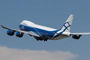 Boeing 747-8HVF  (VQ-BLQ)
