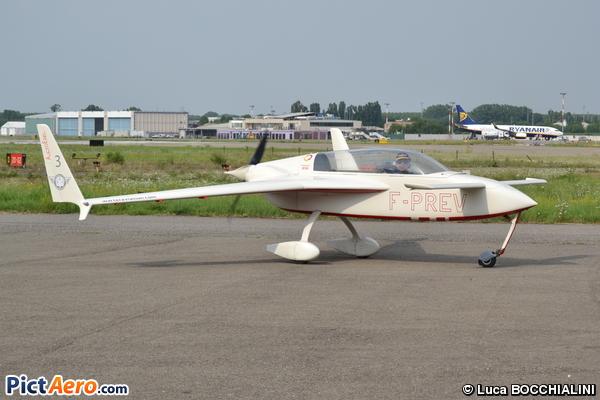 Rutan 33 VariEze (Patrouille REVA)