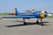 Yakovlev Yak-52 (HA-JAV)