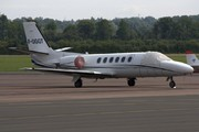 Cessna 550 Citation II  (F-GGGT)