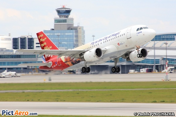 Airbus A319-112 (CSA Czech Airlines)