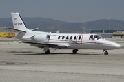 Cessna 551 citation II SP (G-LUXY)