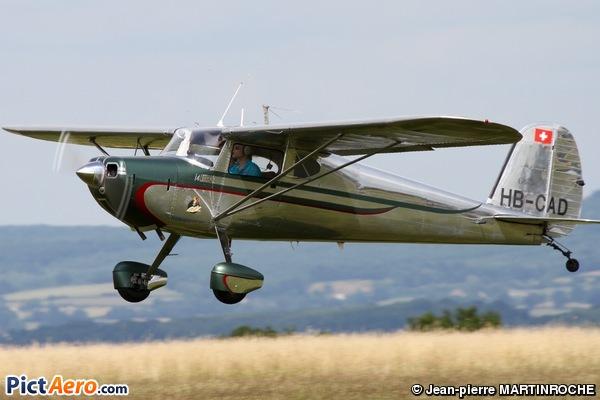 Cessna 140 (Privé)