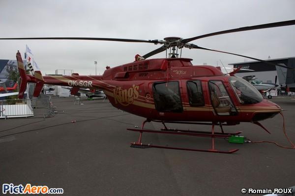 Bell 407GX (Privé)