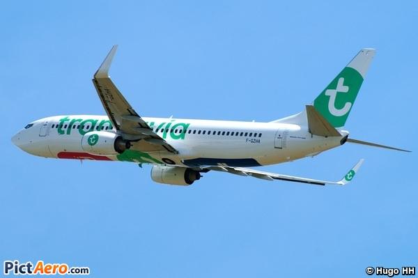 Boeing 737-8GJ (Transavia France)