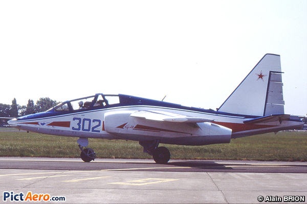 Sukhoi Su-28UB (Russian Air Force)