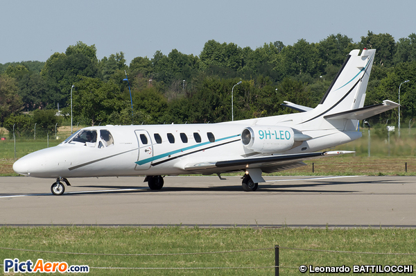 Cessna 550 Citation II  (Luxwing)