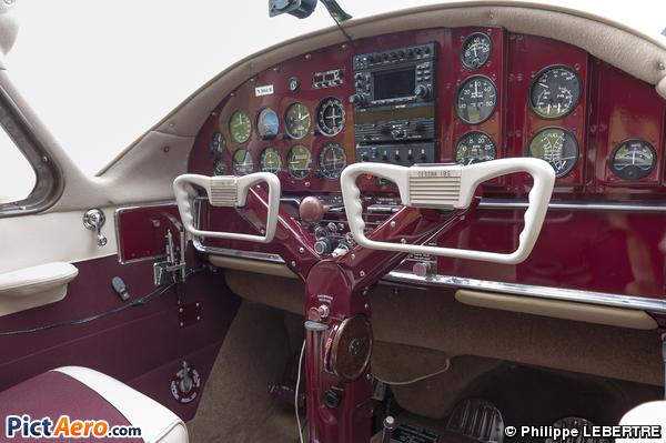 195B Businessliner (Avions Sud Consultancy Inc fiduciaire)