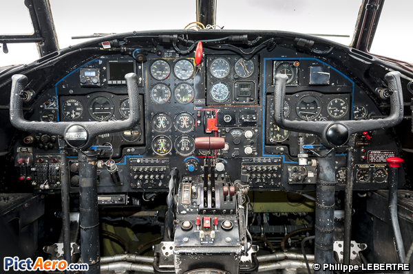 Dassault MD-312 Flamant (Association des Ailes Anciennes d'Albert. )