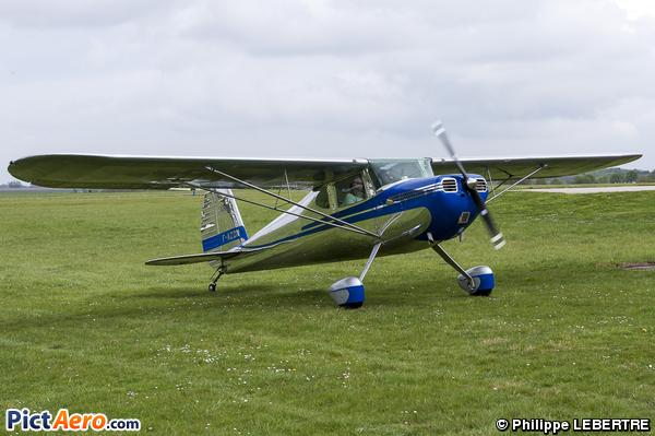 Cessna 140 (Association Nord Aéro)