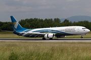 Boeing 737-91M/ER (A4O-BZ)