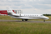 Cessna 680 Citation Sovereign (OO-ALX)