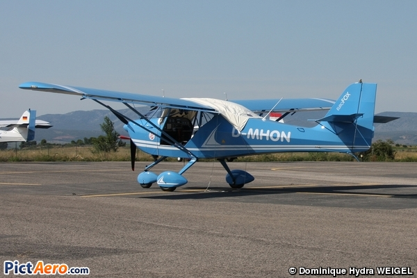 Aeropro Eurofox (Private/Privé)