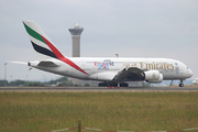 Airbus A380-861 (A6-EER)