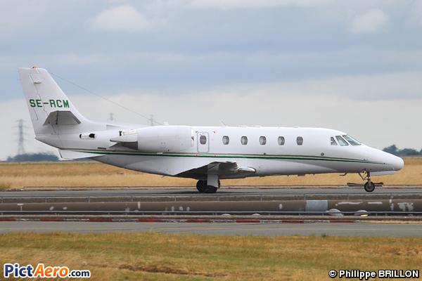 Cessna 560 Citation XLS (EFS European Flight Service)