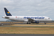 Airbus A320-214 (TS-INH)