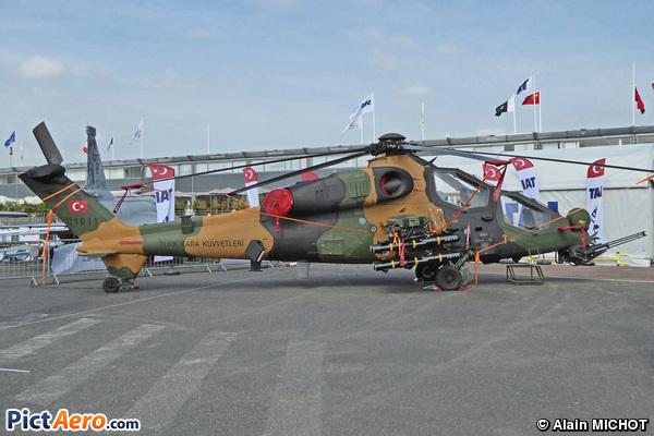 AgustaWestland (TUSAS) T-129A ATAK (Turkey - Army)