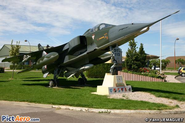 Sepecat Jaguar A (France - Air Force)