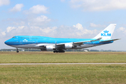 Boeing 747-406M (PH-BFT)