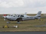 Cirrus SR-22 GTS (N674BV)