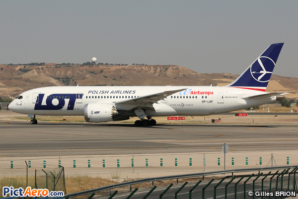 Boeing 787-8 (LOT Polish Airlines)