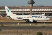 Boeing 737-377 (YR-BAC)